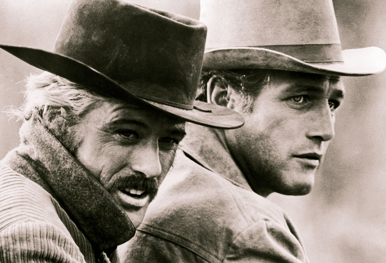 Butch Cassidy and the Sundance Kid. Paul Newman. Robert Reford
